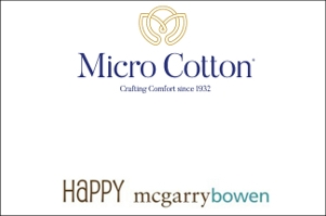 Happy mcgarrybowen to redesign Micro Cottons new brand identity