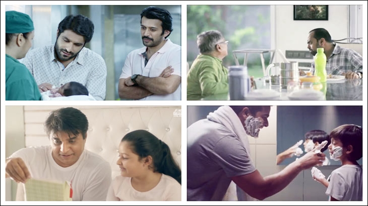 Prega News Muthoot Fincorp and Future Generali among our pick of best Fathers Day ad films