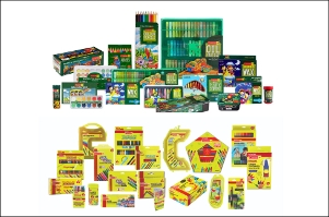 Kokuyo Camlin revamps packaging for range of products