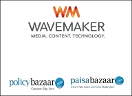 Wavemaker India retains media duties of Policybazaarcom and Paisabazaarcom