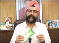 As Amuls Sodhi puts video on social media to issue product clarification