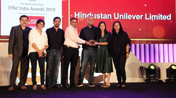Hindustan Uniliver Limited - Effie Client of the Year