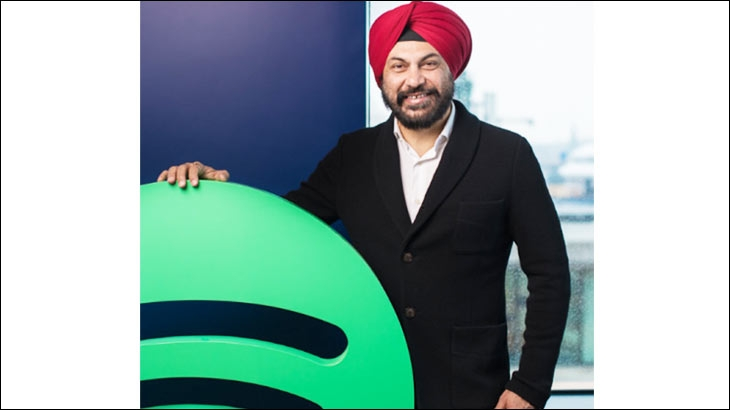 Spotify Opened Free Account Access in India