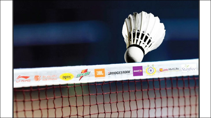Brands & Badminton: The romance has begun
