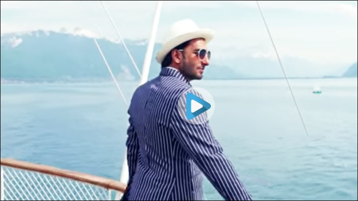 Switzerland's tourism ads featuring Ranveer Singh were heavily publicised on social media