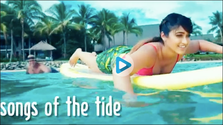 The tourism ads featuring Ileana D'Cruz showcased different things that you can do in Fiji