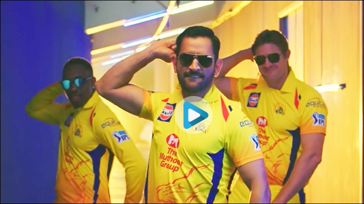 It's been nearly 10 years since the original 'Whistle Podu' video was launched, and at the conclusion of IPL 2018, 'Whistle Podu' emerged as the most watched IPL video of the year
