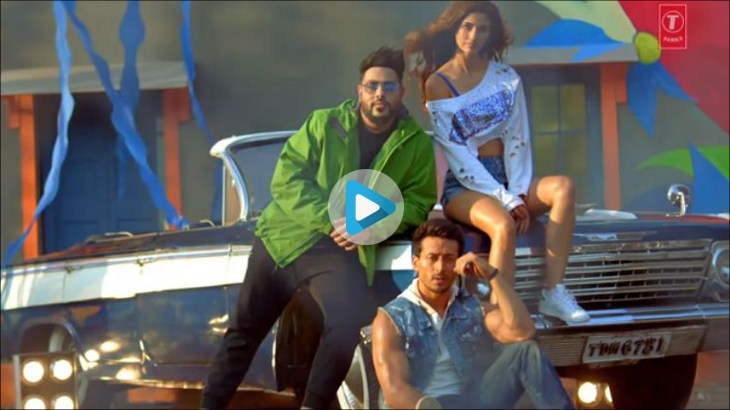 Pepsi recently unveiled a new campaign starring Disha Patani, Tiger Shroff and Badshah