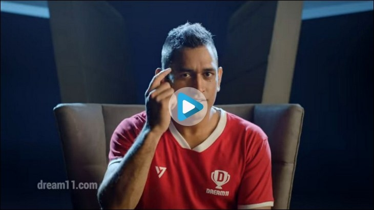 Dhoni Dream11