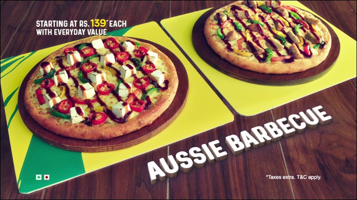 A new Domino's flavour