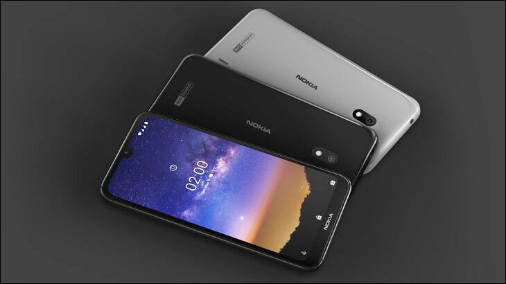 We will make sure that Nokia is among the top three smartphone