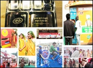 Brands at Kumbh A story in pictures