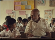 PG Shikshas new ad features a 75-year-old stude