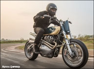 Royal Enfield calls for global media pitch