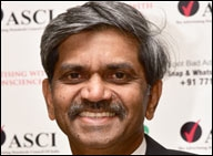 D Shivakumar is the new chairman of ASCI