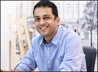 The Social Street appoints Navin Fernandes as mana