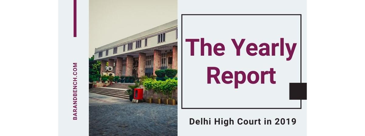 Delhi High Court in 2019