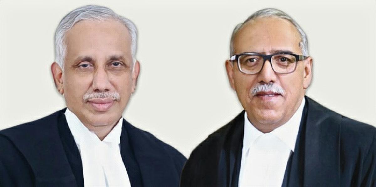Justices S Abdul Nazeer and Deepak Gupta