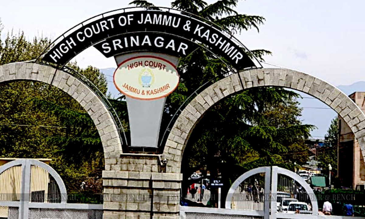 Rajnesh Oswal appointed judge of common High Court for the UT of J&K and UT of Ladakh [Read notification]