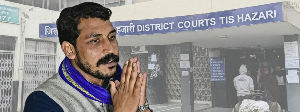 """""""Need to ensure maximum participation in elections"""": Delhi Court modifies bail order directing Chandra Shekhar Azad to stay in Saharanpur"""