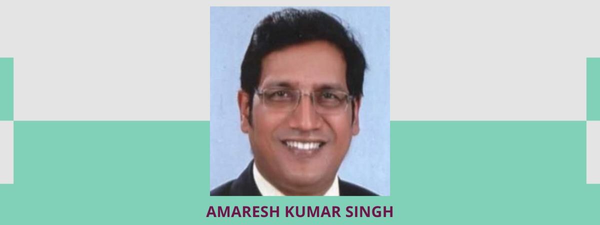 Amaresh Kumar singh