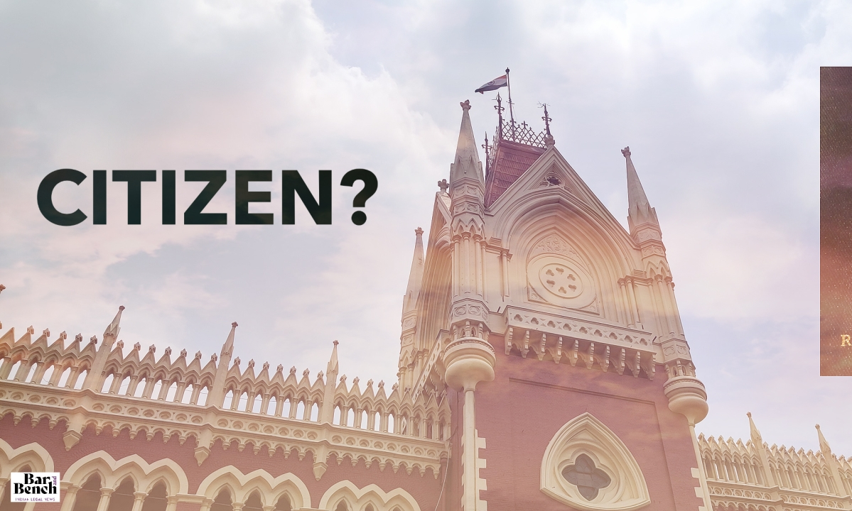 Not mandatory to furnish passport while applying for Citizenship if there are valid reasons for non-production of passport: Calcutta HC