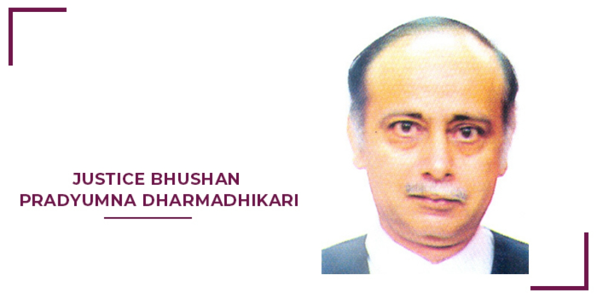 Centre notifies appointment of Justice BP Dharmadhikari as Chief Justice of Bombay High Court