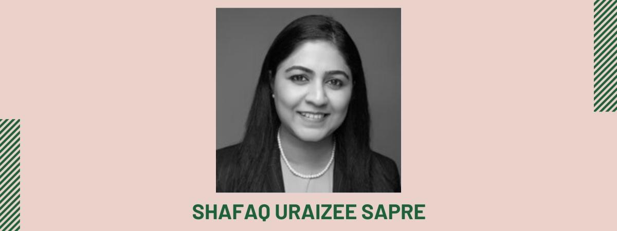 Former LKS Executive Partner Shafaq Uraizee Sapre joins JSA in Mumbai