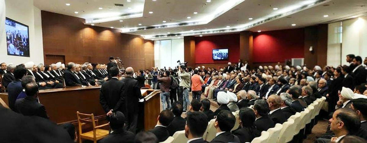 Justice S Muralidhar takes oath as judge of Punjab and Haryana High Court