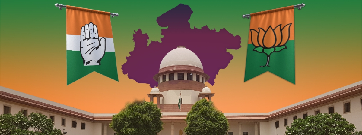 Trust Vote can't be held in absence of captive MLAs: Madhya Pradesh Congress moves SC against Governor's direction to hold floor test