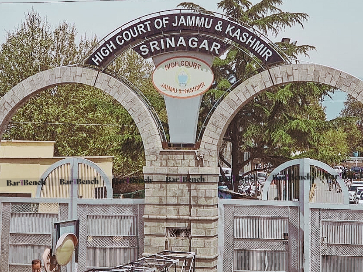 Coronavirus Lockdown: Jammu and Kashmir HC, subordinate courts to hear only urgent matters through video conferencing/video call
