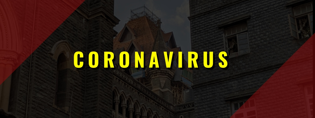 """[Coronavirus] Bombay High Court to only sit on 2 days between 12-2 pm next week; will only take """"extremely urgent"""" matters"""