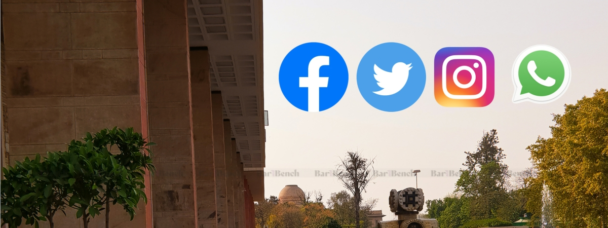 Delhi High Court - Social Media