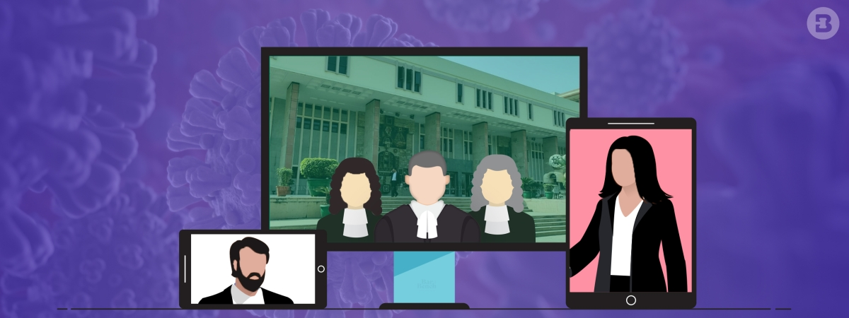 Restricted functioning due to COVID-19: Will consider plea to allow video conferencing for Advocates, Delhi HC
