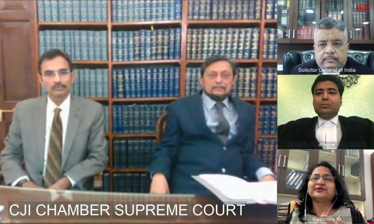 Migration needs to stop to contain spread of COVID-19: SG Tushar Mehta tells Supreme Court