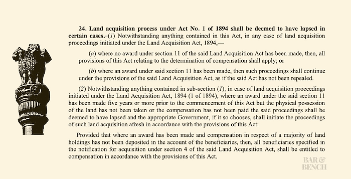 Section 24 of 2013 Act