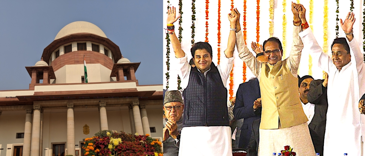 Of Shifting Loyalties And Gubernatorial Powers: The Madhya Pradesh Political Crisis and the Trust Vote