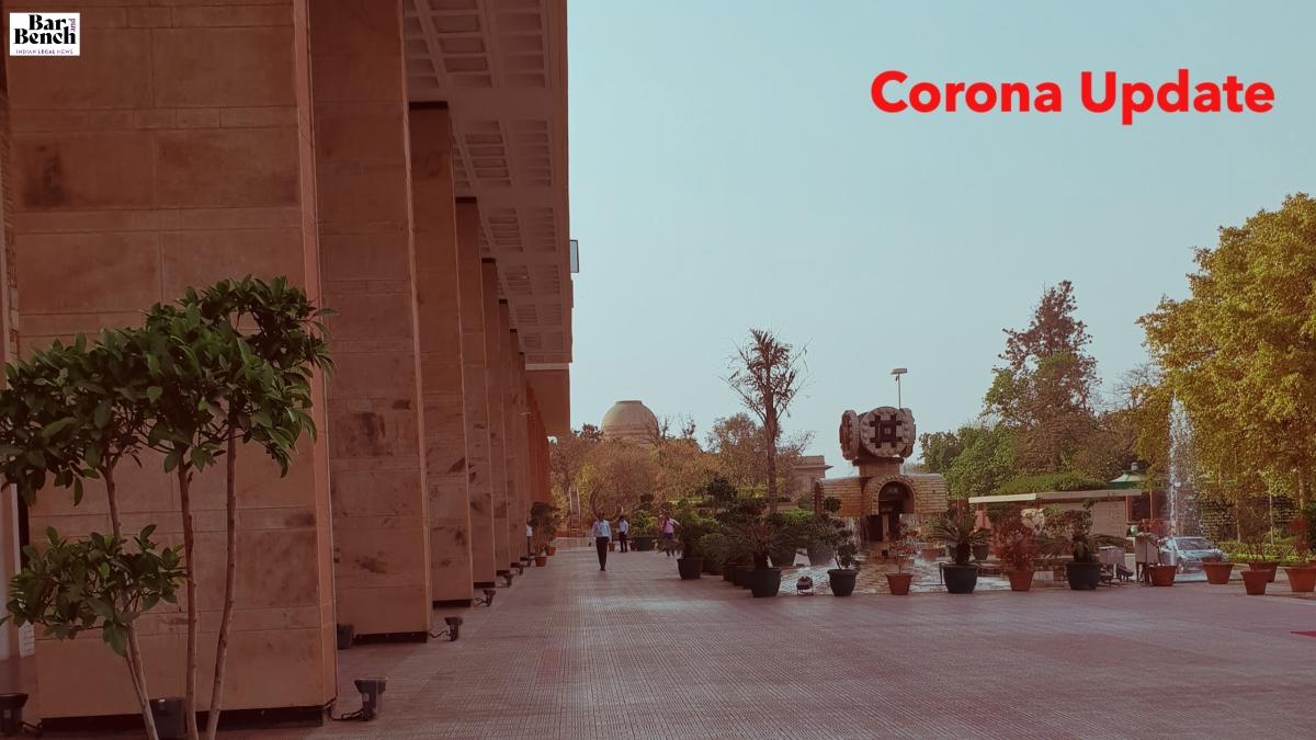 Delhi High Court - Corona Update