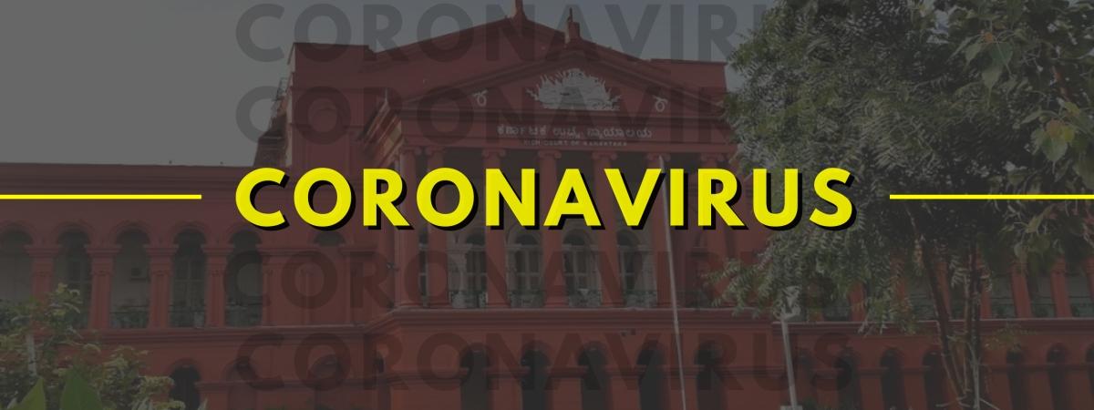 Coronavirus, Karnataka High court