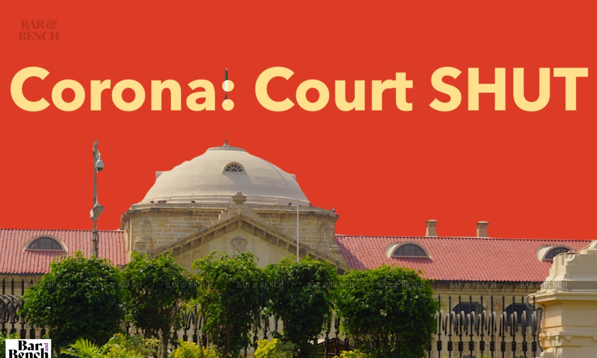 Allahabad HC employee suspected to have contracted Coronavirus; Court reportedly shut for sanitization for three days