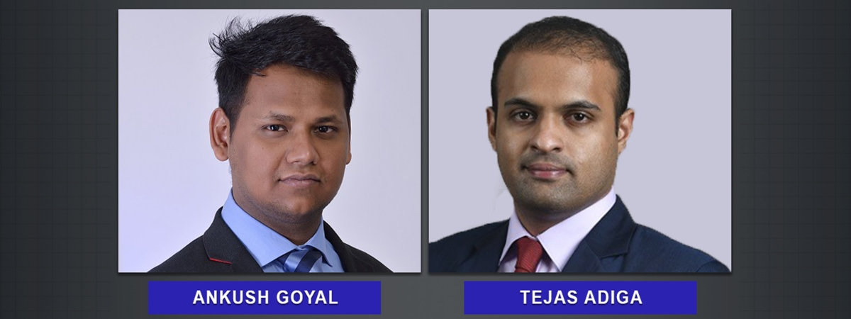 Ankush Goyal and Tejas Adiga