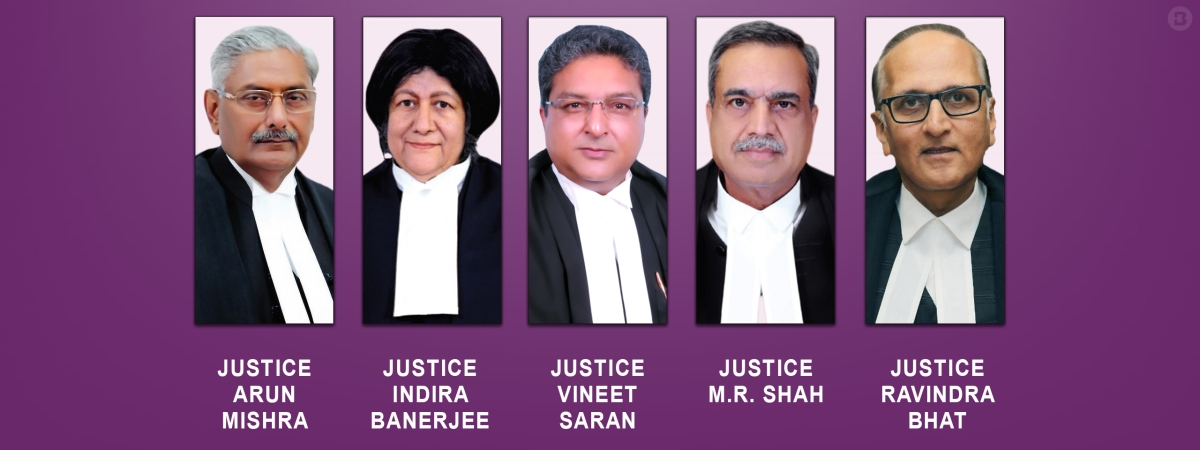 Breaking: What a Constitution Bench of the Supreme Court held on Section 24 of the Land Acquisition Act