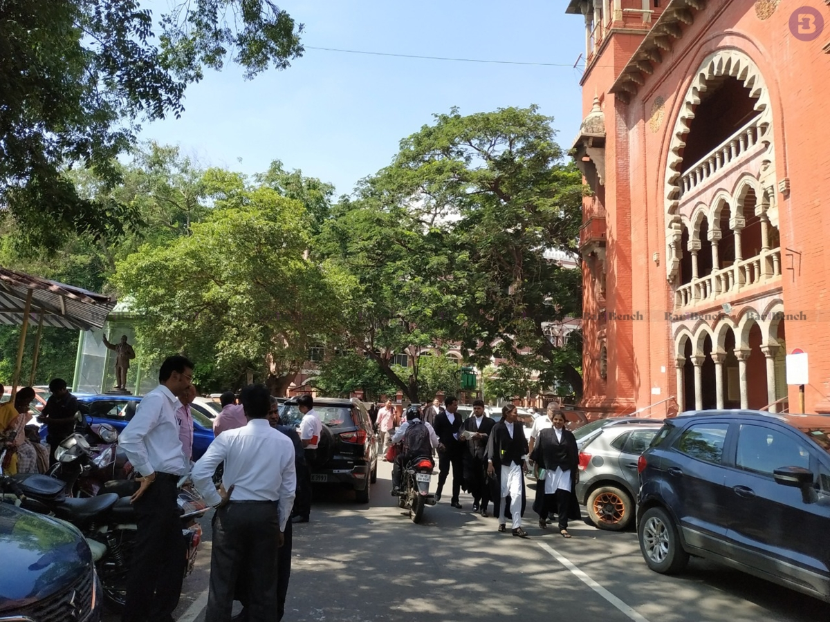 Madras High Court campus