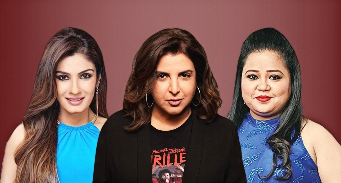 """HC gives interim relief to Raveena Tandon, Bharti Singh, Farah Khan in plea to quash FIR for hurting religious sentiments on """"Backbenchers"""""""