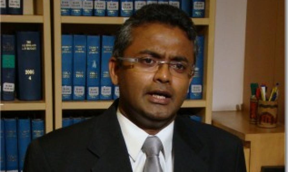 Sajan Poovayya,  Managing Partner Poovayya  Co
