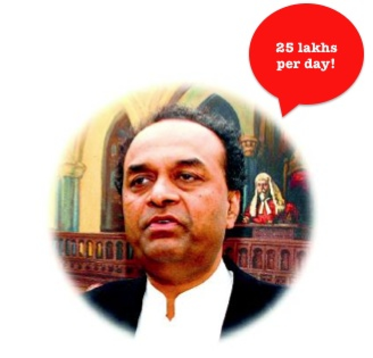 High Fees Orissa lawyer files a PIL against Government paying 25 lakh per day to Senior Advocate Mukul Rohtagi