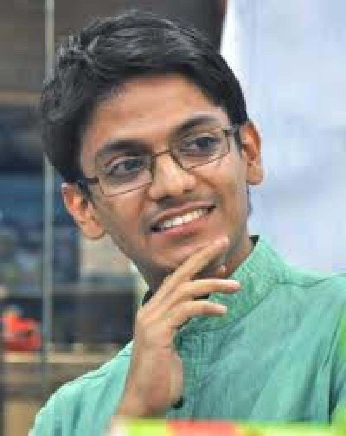 NLSIU grad Aditya Sudarshan wins the MetroPlus Playwright Award 2011
