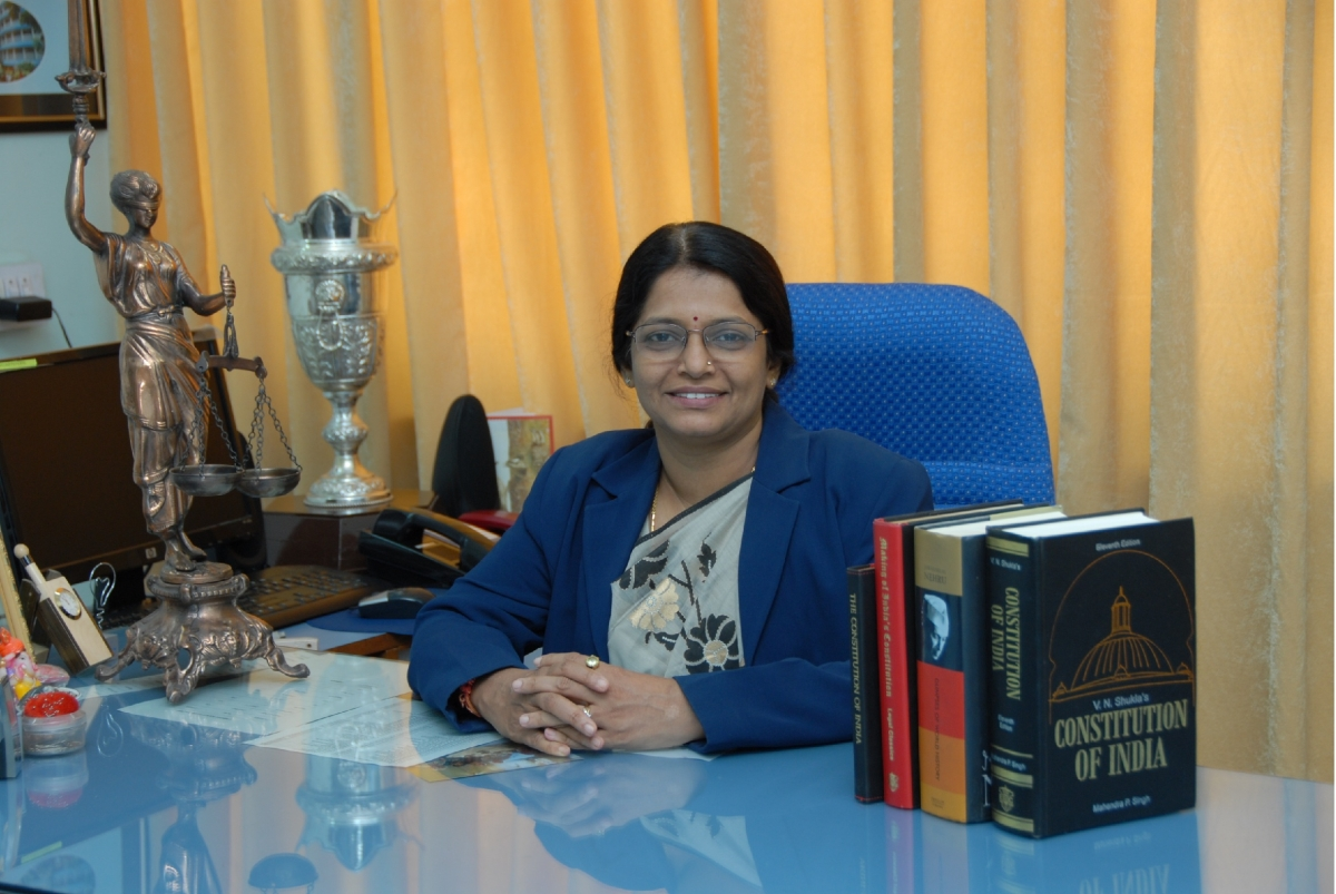 Conversation with Symbiosis Dean Shashikala Gurpur on receiving first Legal Education Innovation Award