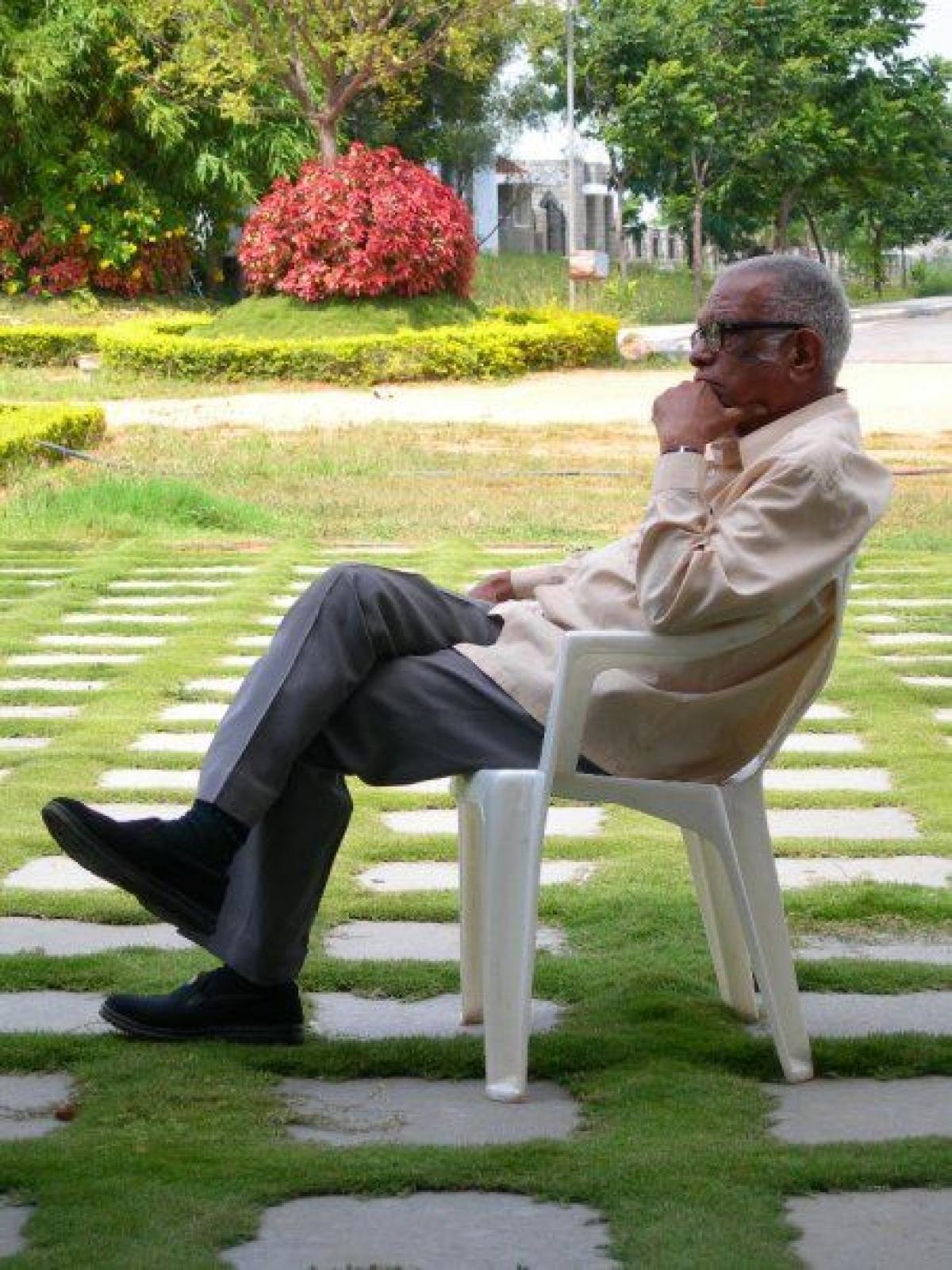 Obituary-Dr Vepa P Sarathi He Cannot be beat