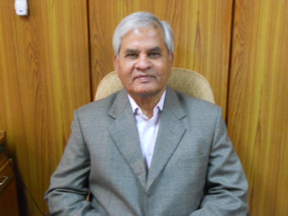 In Conversation with Professor M P Singh